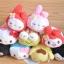 พร้อมส่งค่ะ Sanrio Tsum Tsum plush keychain รุ่นเช็ดจอมือถือได้ thumbnail 2