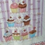 Sweet Shoppe Panel Cupcake Tower Vanilla/Multi thumbnail 1