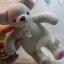 ตุ๊กตาหมีผ้าคอตตอนลินินขนาด 15 cm. - Niza thumbnail 4
