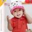 Size M -2-5 ขวบ หมวกเด็กเกาหลี สีสันสดใส สำหรับขนาดศีรษะ 50-52 cm. ประมาณ 2-5 ขวบ thumbnail 1