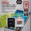 MicroSD Sandisk Ultra 16GB 80MB/s (533X)(SIS/Synnex) thumbnail 1