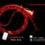 สายชาร์จ iPhone4/4s,3/3gs สายมีไฟ thumbnail 5