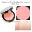 Giorgio Armani Cheek Fabric Sheer Blush Transparent สี 306 Attitude (coral pink with a hint of apricot) บลัสเนื้อsilky โปร่งแสง thumbnail 1