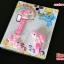 ที่รัดสายชาร์จโทรศัพท์ Pony สีชมพู thumbnail 2