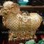 แพะทองเหรียญจีนฐานไม้ y thumbnail 1