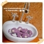 HMB1-10 : กระดุมปั๊มผ้า cotton 100% handmade ขนาด 1 cm- (1 แพคบรรจุ 12เม็ด ) thumbnail 1