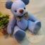 ตุ๊กตาหมีผ้ายีนส์ขนาด 20 cm. - Easter thumbnail 1