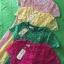 (Pink-rose)ชุดเดรสผ้าลูกไม้ถักทอทั้งชุด สีชมพูบานเย็น pink แต่งมุขด้านหน้าสลับเพชรเล็ก วิ๊งวิ๊ง thumbnail 1