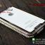เคส iPhone 4/4s กรอบเพชร (เพชรคลุมปุ่ม Home) thumbnail 2