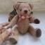 ตุ๊กตาหมีผ้าวูลท์ขนาด 20 cm. - Banoffee thumbnail 5