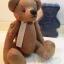 ตุ๊กตาหมีผ้าฝ้ายสีน้ำตาลขนาด 20 cm. - Poppy thumbnail 1