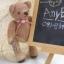 ตุ๊กตาหมีผ้าวูลท์ขนาด 20 cm. - Banoffee thumbnail 6