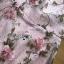 เดรสผ้าทูลเลปักดอกไม้กุหลาบสีชมพูทับลูกไม้สีชมพู thumbnail 7