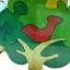 จิกซอว์นกน้อยบนต้นไม้ thumbnail 3