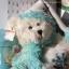 หมีขาวขนปุย ขนาด 26 ซม. thumbnail 2