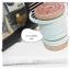 LCB5 : เชือกหนังแบน กว้าง 3 mm หนา 2 mm ราคาต่อ 1 หลา - โทนสีเขียวพาสเทล thumbnail 1