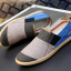 รองเท้าผ้าใบชายทรงสลิปออน thumbnail 3