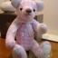 ตุ๊กตาหมีผ้าฝ้ายสีชมพู ขนาด 14 cm. - Herbie thumbnail 5