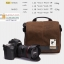 กระเป๋ากล้องแฟชั่น แบบผ้า กล้องSLR DSLR D7100 100D 700D 60D 70D thumbnail 6