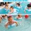 Size M สุดฮิต ชมพู ห่วงยางพยุงหลัง Baby Swim Trainer Float ห่วงยางเล่นน้ำเด็กเล็กพยุงหลังล็อค 2 ชั้นโอบรอบตัวสุดฮิต (6 เดือน -2 ขวบ) ( -วิธีใช้ดูในคลิปวีดีโอค่ะ) (สายพาดบ่าไม่จำเป็นต้องเป่านะคะ ตัวปีกนางฟ้าโตแล้วไม่ต้องเป่า) thumbnail 3