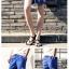 กางเกงขาสั้นเอวยางยืด thumbnail 7