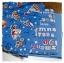MARCH58Pack24 : ผ้าจัดเซตผ้าอเมริกา 1 ชิ้น+ผ้าลายตารางผ้าในตลาดไทย คอตตอน 2 ชิ้น ขนาดผ้าแต่ละชิ้น 25-27 X 45-50cm thumbnail 1