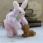 ตุ๊กตากระต่าย ขนาด 12 cm. Rabbit B thumbnail 3