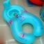 ห่วงยางแม่ลุก ห่วงยางสองด้านเล่นน้ำเด็กเล็ก คุณพ่อ คุณแม่ คุณลูก : Parent - Child Swim Ring: สนุกได้อย่างปลอดภัย ฝั่งเด็ก เป็นห่วงยางสอดขา มีผนักพิงหลัง มีของเล่น (ดูภาพด้านใน) ฝั่งผู้ใหญ่ อ้วนแค่ไหนก็ใส่ได้ เพราะเป็นแบบโอบรอบตัว (ฝั่งผู้ใหญ่ ไม่ได้ช่วยลอ thumbnail 1