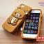 เคส iPhone5/5s ซิลิโคน หมี Rilakkuma 3D thumbnail 3
