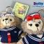 น่ารักมากๆ พวงกุญแจตุ๊กตา The duffy bear by Tokyo Disney Sea thumbnail 4