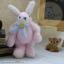 ตุ๊กตากระต่าย ขนาด 12 cm. Rabbit B thumbnail 1