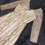 เดรสยาวออกงานสีทอง คอวีแขนเลยศอก thumbnail 6