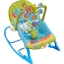 Fisher-Price Infant-to-Toddler Rocker, Elephant Friends thumbnail 5
