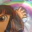 พร้อมส่งค่ะ Dora the explorer ผ้าห่ม quilted blanket สำหรับเตียงเดี่ยว thumbnail 3