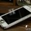 เคส iPhone 5 กรอบเพชร (เพชรคลุมปุ่ม Home) thumbnail 6