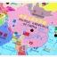 แผนที่โลก พร้อมธง 36 ประเทศ (Map of the World) thumbnail 10