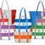 พร้อมส่งค่ะ Lacoste leisure tote bag ใบใหญ่ สีสันสดใส thumbnail 1