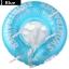 Size M สุดฮิต สีฟ้า- ห่วงยางพยุงหลัง Safty Baby Swim Trainer Float ล็อค 2 ชั้นโอบรอบตัว ปลอดภัย (6 เดือน -2 ขวบ ( -วิธีใช้ดูในคลิปวีดีโอค่ะ) (สายพาดบ่าไม่จำเป็นต้องเป่านะคะ ตัวปีกสีขาวโตแล้วไม่ต้องเป่า) thumbnail 3