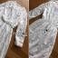 เดรสผ้าลูกไม้สีขาว thumbnail 6