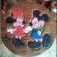 ลาย Mickey Mouse 3 รุ่นไม่มีพนักพิง โต๊ะ ขนาด 18*20 นิ้ว จำนวน 1 ตัว เก้าอี้ ขนาด 10*10 นิ้ว จำนวน 4 ตัว ผลิตจากไม้จามจุรีแท้ ไม่ใช่ไม้อัด รับน้ำหนักได้ถึง 70 กก. thumbnail 1