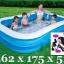 ครบ set Best way pool สระน้ำขนาดกลางค่อนข้างใหญ่ ขนาด 175(ก) x 262(ย) x 51(ส) ซม. ความจุน้ำ 890 L + ปั้มไฟฟ้า thumbnail 1