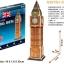 จิ๊กซอ 3 มิติ หอนาฬิกาบิ๊กเบน(Big Ben)(No.C094h) thumbnail 3