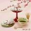 พร้อมส่ง So cute 2015 Sanrio Mame Petit Tsum Tsum Sakura Blossom key chain thumbnail 2