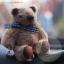 ตุ๊กตาหมีผ้าขนสีน้ำตาลขนาด 6.5 cm. - BeanBear thumbnail 5