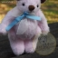 ตุ๊กตาหมีขนสีชมพูขนาด 16 ซม. - DoBear thumbnail 3