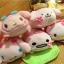 พร้อมส่ง So cute 2015 Sanrio Mame Petit Tsum Tsum Sakura Blossom key chain thumbnail 6