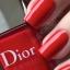 ตกแต่งเล็บ Dior Vernis Nail Lacquer สี 747Trafalgar (ไซด์ขายจริงไม่มีกล่อง) สีแดงอมส้มสว่าง เนือเบาแต่ให้การเคลือบเงาที่กระจายแสงได้ดี เนื้อสีแน่นแต่ไม่หนักหรือหนาเลย thumbnail 5