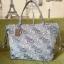 กระเป๋าผ้าแฟชั่น FLYNOW แท้ 100 % มี 2 สี สีดำ/สีกรม thumbnail 2