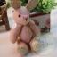 ตุ๊กตากระต่าย ขนาด 7.5 cm. BeanBunny Cutwork thumbnail 2
