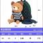 เป้จูงกันหลง เอาสายออกก็ได้ เอาหมีออกก็ได้ สะพายแล้วใคร ๆ ก็ต้องมองเพราะความน่ารัก (มีลายหมีและกระต่าย สีแดง กรม ชมพู) ราคานี้เป็นราคา 1 ชิ้น thumbnail 8